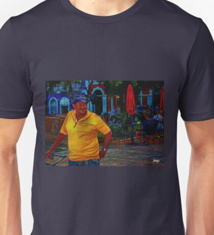 Vendor On The Square Unisex T-Shirt