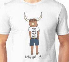 baby got yak Unisex T-Shirt