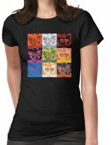 Venture Bros Pop Art Womens Fitted T-Shirt