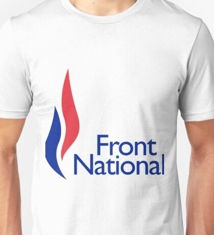 Front national Unisex T-Shirt