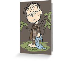 Linus Greeting Card
