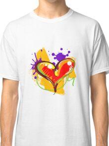 Red-ish Heart [2] Classic T-Shirt