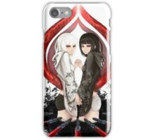Tokyo Ghoul - Kurona & Nashiro iPhone Case/Skin