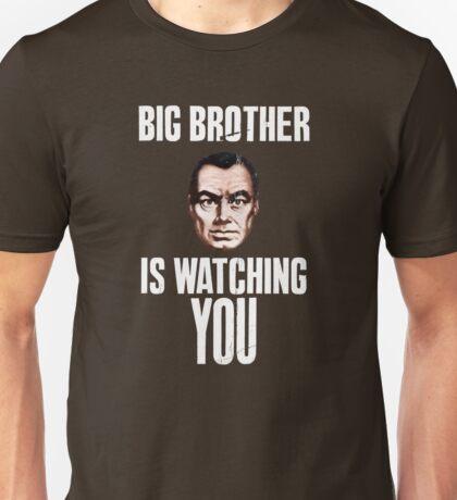 1984 Orwell Big Brother Unisex T-Shirt