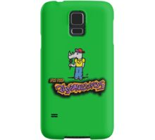The Flight of the Conchords - The Rhymnoceros Samsung Galaxy Case/Skin