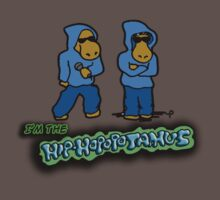 The Flight of the Conchords - The Hiphopopotamus Kids Clothes