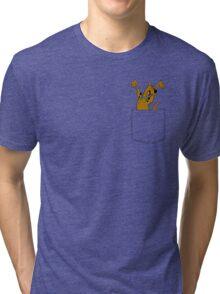 SCOOBY DOO POCKET Tri-blend T-Shirt