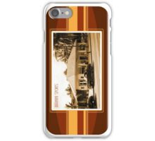 Waikiki Sports Surfboard iPhone Case/Skin
