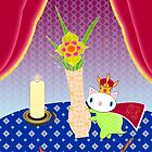 King of Wands on the Table Again by ssStephG
