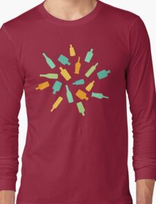 Autumn Bottles Long Sleeve T-Shirt