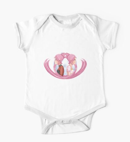 Wicked Lady and Princess Lady Serenity One Piece - Short Sleeve