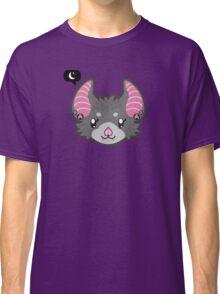 Goth Bat - head only Classic T-Shirt