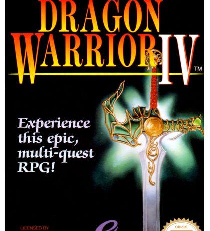 Dragon Warrior 4 Sticker