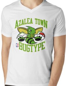 NPA Series - BUG TYPE Mens V-Neck T-Shirt
