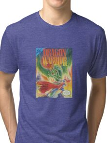 Dragon Warrior Tri-blend T-Shirt