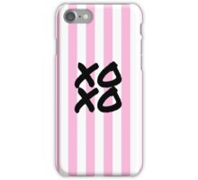 XOXO Gossip Girl and Victoria's Secret inspired design iPhone Case/Skin