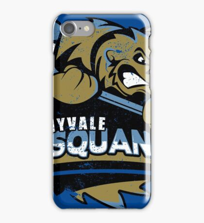 Sunnyvale Samsquanches iPhone Case/Skin
