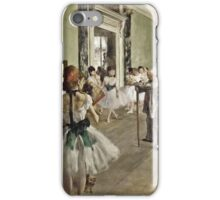 Edgar Degas - The Ballet iPhone Case/Skin