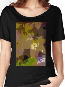 Leaves 9 Women's Relaxed Fit T-Shirt