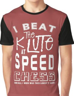 Blake's 7 -  The Klute  Graphic T-Shirt