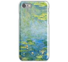 Claude Monet - Waterlilies (1906)  iPhone Case/Skin