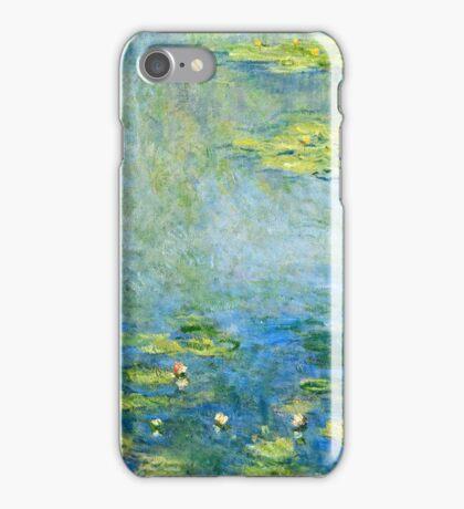 Claude Monet - Waterlilies (1906)  iPhone Case/Skin