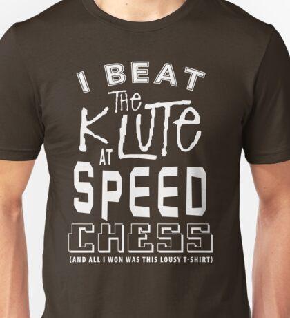 Blake's 7 -  The Klute  Unisex T-Shirt