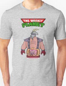 Teenage Mutant Ninja Goat Thing  Unisex T-Shirt