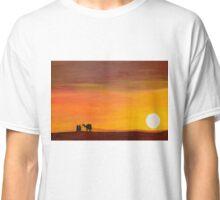 Desert Sun  Classic T-Shirt