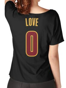 Kevin Love Women's Relaxed Fit T-Shirt