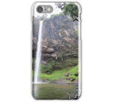 Green falls iPhone Case/Skin