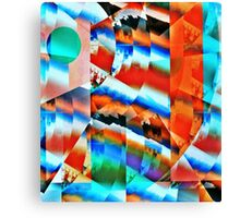 Insect Perception Canvas Print