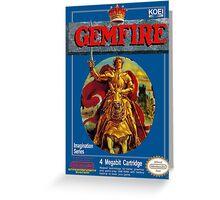Gemfire Greeting Card