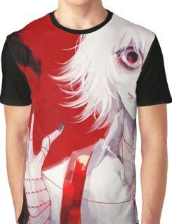 Tokyo Ghoul - Juuzou Graphic T-Shirt