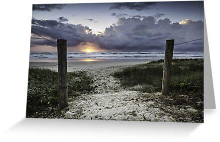 Welcome to Sunrise - Lennox Head by Daniel Rankmore