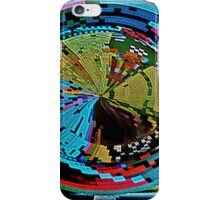 Psychedelic Distortion iPhone Case/Skin