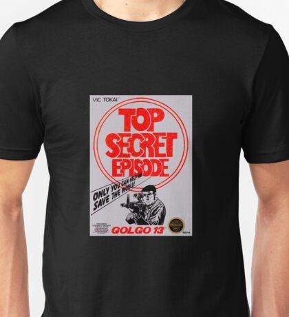 Golgo 13 Unisex T-Shirt