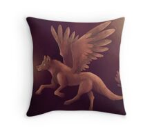 You Have Wings Throw Pillow