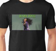 DIANA ROSS GREEN POSE BEST Unisex T-Shirt