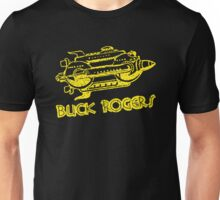 Buck Rogers Unisex T-Shirt