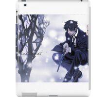 Fate Zero Saber and Kiritsugu Emiya iPad Case/Skin