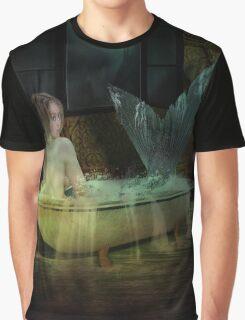 Bathing Graphic T-Shirt