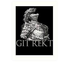 Havel The Rock (GIT REKT)  Art Print