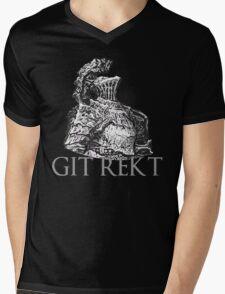 Havel The Rock (GIT REKT)  Mens V-Neck T-Shirt