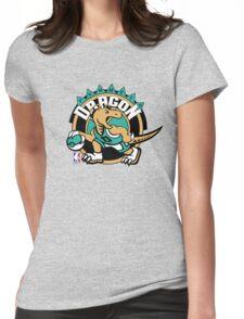 NPA Series - DRAGON TYPE Womens Fitted T-Shirt