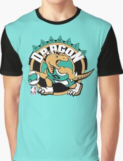 NPA Series - DRAGON TYPE Graphic T-Shirt