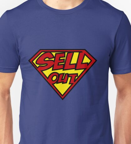 Super- Sellout Unisex T-Shirt