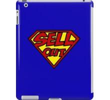 Super- Sellout iPad Case/Skin