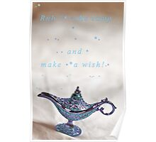 Make a wish! Poster