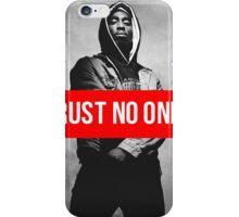 """2PAC """"Trust No One"""" SUPREME iPhone Case/Skin"""